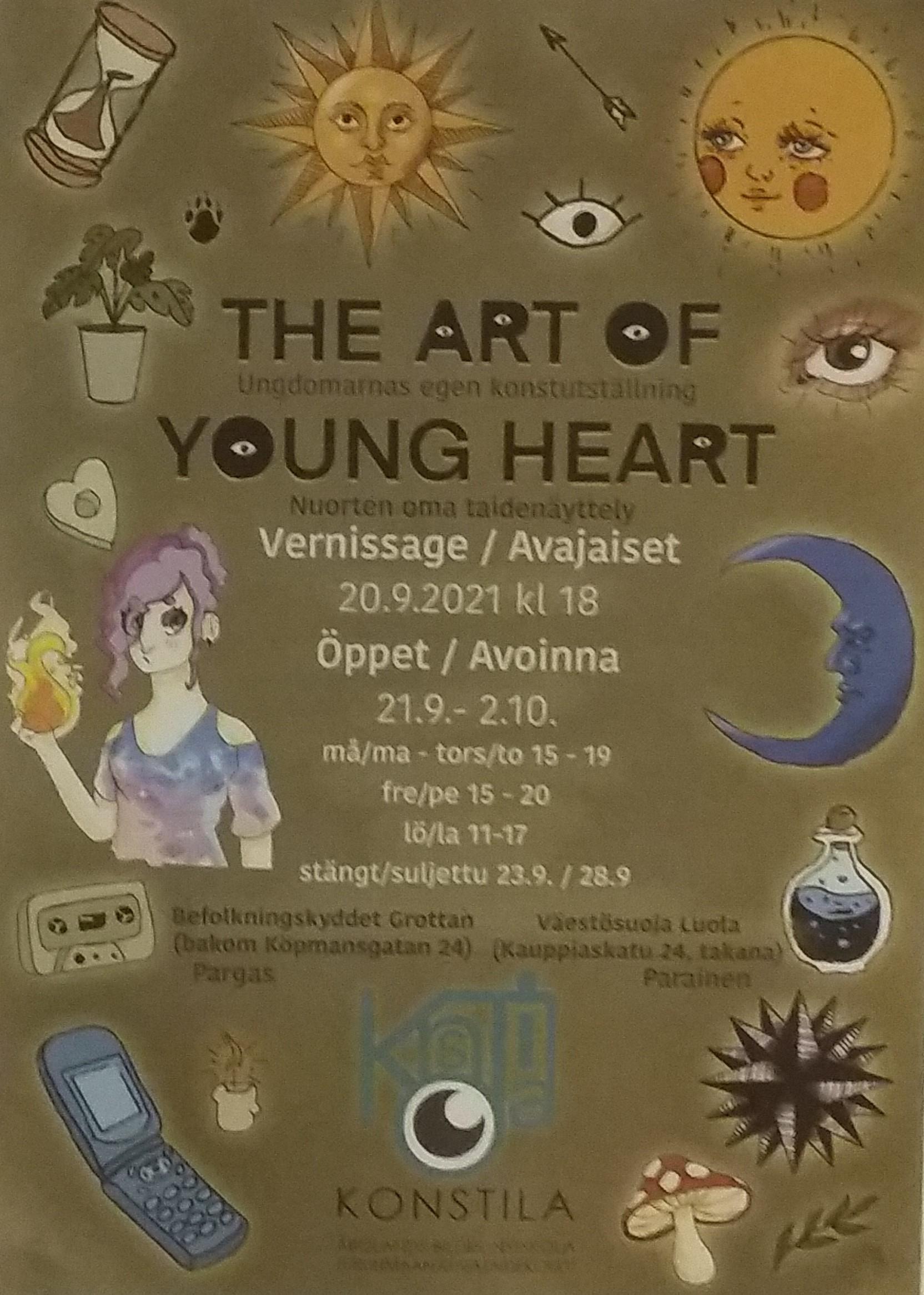 Näyttely/Utställning